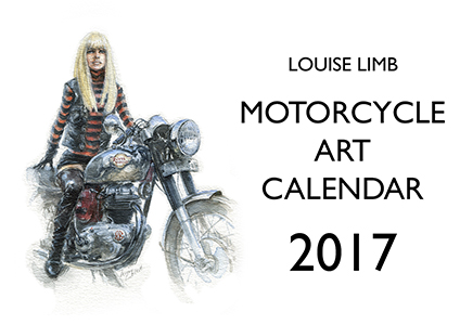 Motorcycle Art 2017 front cover