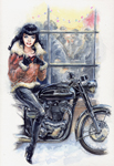 Bettie Xmas Norton